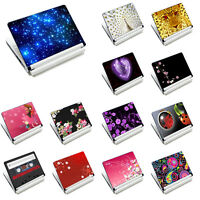 """8"""" 9"""" 10"""" 11"""" 12"""" 13"""" 14""""15""""Laptop Skin Many Design Sticker Cover Notebook Decal"""