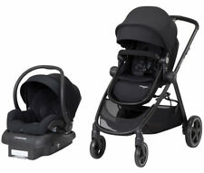 Maxi-Cosi Adorra Travel System Stroller w/ Mico Max Car Seat & Base Night Black