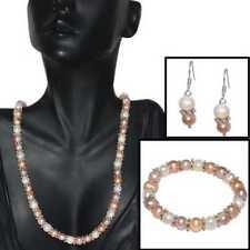Pearl Pink Not Enhanced Fine Jewellery