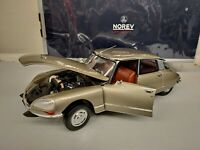 1:18 NOREV Citroen DS23 Pallas Tholonet Beige Metallic NEU NEW