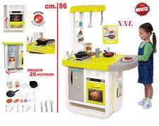 CUCINA GIOCATTOLO bambini cucina GRANDE chef XXL con forno frigo + 25 accessori