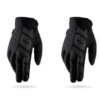 Paar 100% Prozent Winter Handschuhe MTB DH MX Motorradhandschuhe BMX Glove