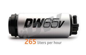 DeatschWerks DW65v Fuel Pump Audi/Seat/Skoda/VW 1.8T & 2.0TFSi FWD