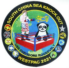 USN VFA-87 SOUTH CHINA SEA KNOCK OUT PATCH
