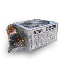 ALIMENTATORE PC ATX 12V 2.2 550W 550 W IDE SATA nuovo start