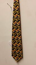 MLB Pittsburgh Pirates Team Neck Tie, (Block Pattern) NEW