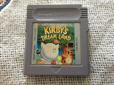 Nintendo  GAME BOY ...KIRBY'S DREAM LAND .