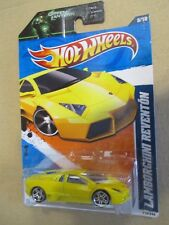 Hot Wheels 1:64 Lamborghini Reventon 8/10 Nightburnerz '11 118/244