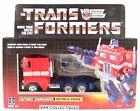 2018 Walmart Exclusive Transformers Vintage Reissue G1 OPTIMUS PRIME New Sealed