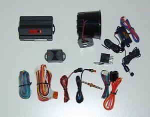 Red-Alert Autoalarmanlage RC2000 für Werksfernbedienung