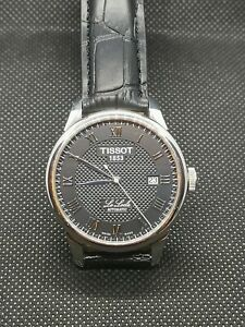 Tissot Le Locle Automatic Swiss Watch in Excellent Condition with New Strap