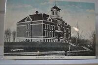 1919 Armstrong School St. James Minnesota Postcard