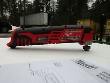 Free Ship, Tool Only, Milwaukee M12™ Cordless Multi-Tool (Tool Only) 12v