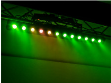 EUROLITE LED PIX-12 HCL Leiste RGBWA UV Licht Bar 12x 10W DMX Light Effekt