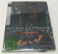Batman V Superman Dawn of Justice (UltimateEdition, Region Free, Blu-ray, READ)