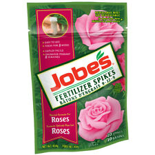 10 Pack Rose Fertilizer Spikes