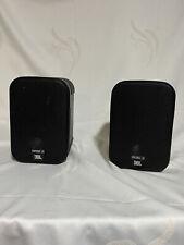 JBL Control 1 Pro 1C 150W, 5,25 Zoll Design-Lautsprecher Paar - Schwarz Boxen