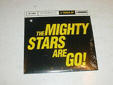 THE MIGHTY STARS ARE GO! - Small Wonder - 2003 UK 5-track CD single