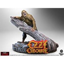 ROCK ICONZ: OZZY OSBOURNE BARK AT THE MOON STATUE Statua by KNUCKLEBONZ