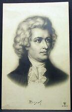 Mozart - Musiker Komponist Wiener Klassik - Künstler Autogramm-AK (Y-3239