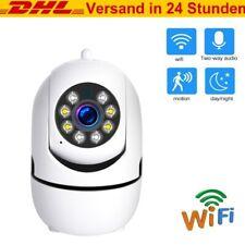 HD Home WIFI IP Kamera Überwachungskamera Webcam Wlan Funk Innen IR Nachtsicht