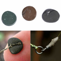 Tungsten Rig Putty 15g Green Brown or Black Carp Fishing Terminal Tackle Tool