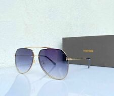 Brand new authentic Tom Ford sunglasses TF0795 gold / grey gradient lens