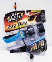 Fly Wheels Street Launcher & Wheel series 1. 200mph scale launch 30ft