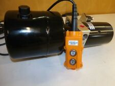 Edaltons 12v Hydraulic Pump With Remote Power Up Amp Down