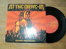 AT THE DRIVE IN /Rolodex propaganda-EXTRACURRICULAR-One arned scissor PROMO 2000