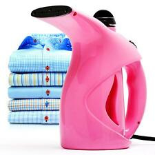 Steamer Portable Handheld Garment Fabric Clothes Travel Iron Steam Up Fast Heat