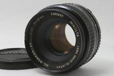 **Excellent** Minolta MC ROKKOR-PF 50mm f/1.7 MC Mount Manual Focus from Japan