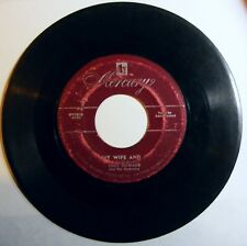 "EDDIE HOWARD  ""ITS NO SIN"". MERCURY 1951 7""  45rpm"