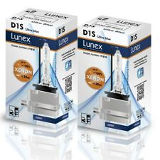 2 x D1S LUNEX XENON LAMPADINE HID compatibile con Osram Philips 6000K