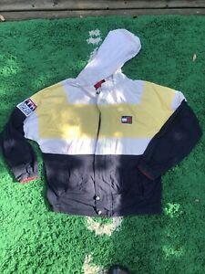 Vintage Tommy Hilfiger Sailing Gear Jacket Size Large