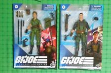 2021 G.I. Joe - Classified Series - Lady Jane #25 & Flint #26 - Damaged Boxes