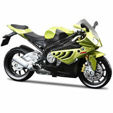 MAISTO 1:18 BMW S1000RR MOTORCYCLE BIKE DIECAST MODEL TOY NEW IN BOX