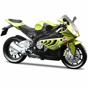 MAISTO 1:18 BMW S1000RR MOTORCYCLE BIKE DIECAST MODEL TOY NEW IN BOX