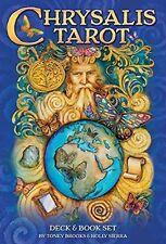 Chrysalis Tarot Deck and Book Set by Toney Brooks 9781572818439