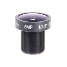 5MP 2.1mm Lens Fisheye Wide Angle Lens For HD IP CCTV Cameras UK