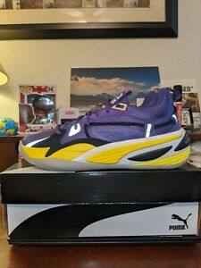 Puma RS Dreamer J.Cole Purple Heart DS Size 9.5 193990-04