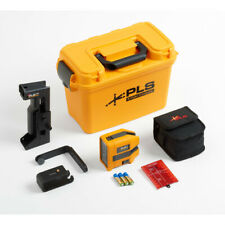 Pacific Laser Systems PLS6 Red Cross Line and Point Laser Kit
