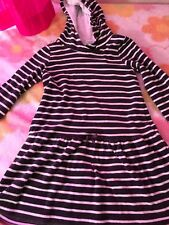 Gymboree tunic top  dress hoodie size 9