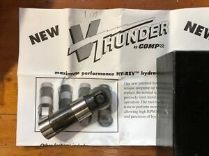 1 HYDRAULIC LIFTER TAPPET BY V THUNDER MADE IN THE USA FITS XL,BIG TWIN,BUELL