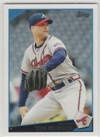 2009 Topps Baseball Atlanta Braves Team Set