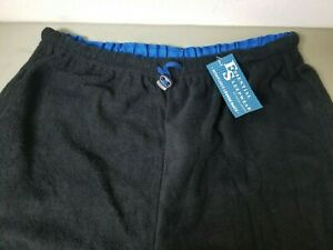 New Mens Drawstring Micro Fleece Sleepwear Lounge Pants.