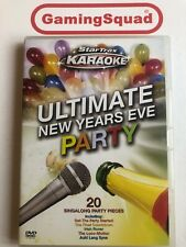 Ultimate New Years Eve Party DVD, Supplied by Gaming Squad