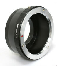 Contax Yashica C/Y mount lens to Olympus Panasonic Micro 4/3 M43 Adapter E-PL7