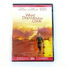 What Dreams May Come (Dvd, 2003) Robin Williams Cuba Gooding Jr. New Sealed
