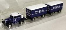 BUB 1/87 Scale - 07604 Hanomag ST100 Hangerzug - ARAL - Diecast Model Truck